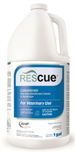 Rescue Disinfectant Concentrate